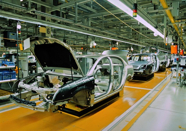 Borates in automotive industry