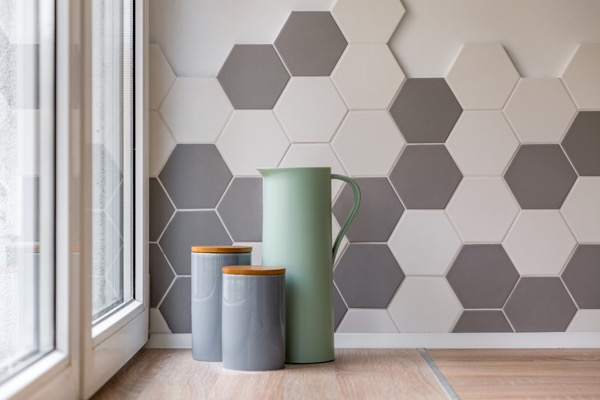 Boron in ceramic tiles