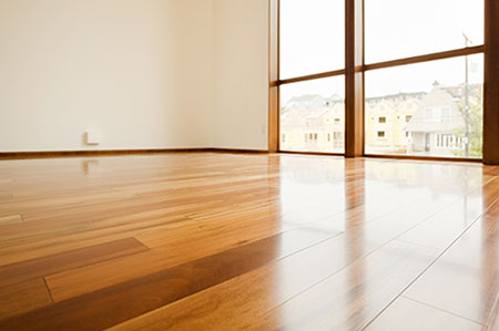 Boron for wood flooring protection