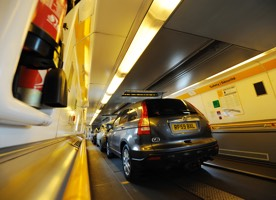 Borosilicate Glass Solves Safety Problem in Lighting the Chunnel