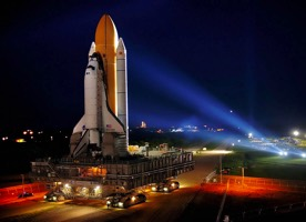 NASA Space Shuttle: Borates Go To Space