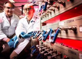 Research Collaboration to Develop New Material for Energy Storage