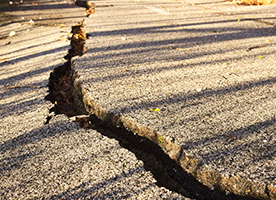 Recent Earthquakes Rock Eastern Kern