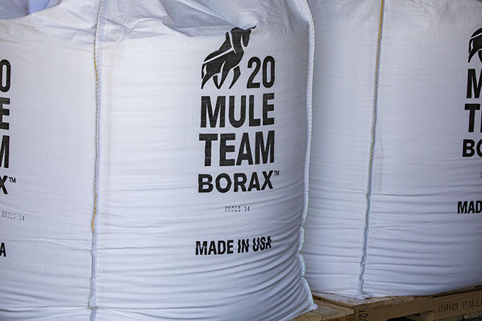 U.S. Borax Experts