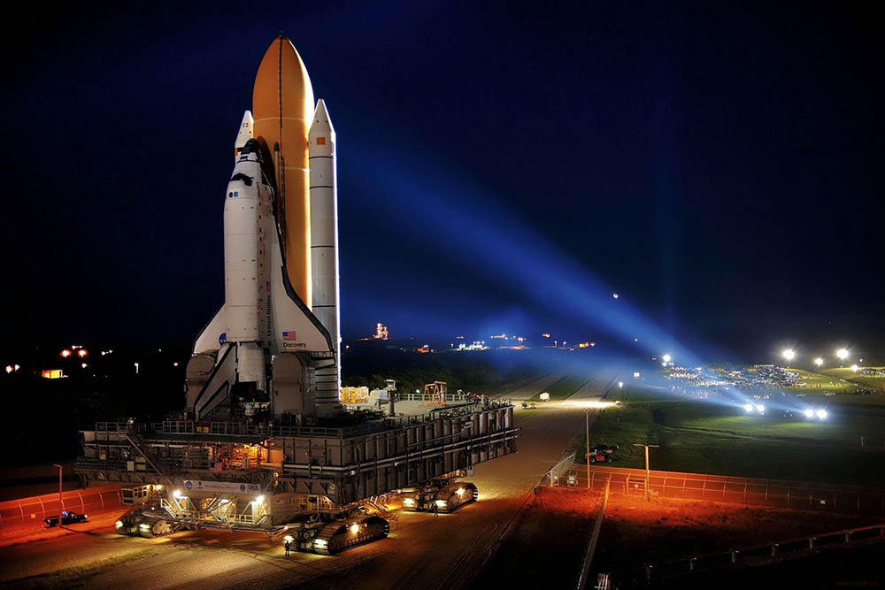 NASA Space Shuttle: Borates Go to Space | U.S. Borax